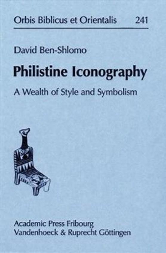 Ben-Shlomo, D: Philistine Iconography