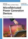 Microfabricated Power Generation Devices   Mitsos, Alexander ; Barton, Paul I.  