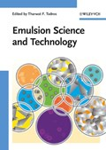 Emulsion Science and Technology   Tharwat F. Tadros  