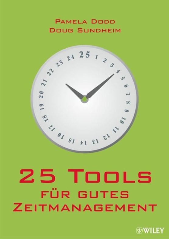 25 Tools fur gutes Zeitmanagement
