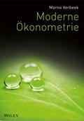 Verbeek, M: Moderne Ökonometrie   Verbeek, Marno ; Kinkel, Silvia  
