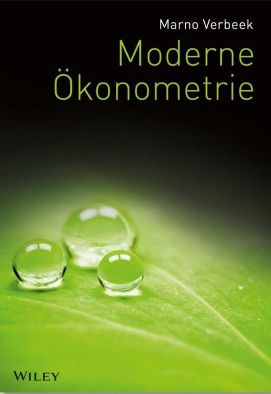Verbeek, M: Moderne Ökonometrie
