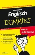 Sprachfuhrer Englisch fur Dummies Das Pocketbuch | Gail Brenner |