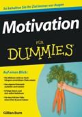 Motivation fur Dummies | Gillian Burn |