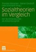 Sozialtheorien Im Vergleich | Germany) Bonacker ; Rainer Greshoff ; Uwe Schimank Thorsten (marburg University |