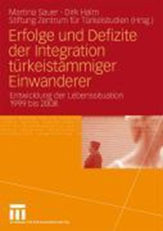 Erfolge Und Defizite Der Integration Turkeistammiger Einwanderer