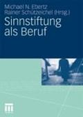 Sinnstiftung ALS Beruf | Ebertz, Michael ; Schutzeichel, Rainer |