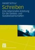 Schreiben | Harald Schnur |