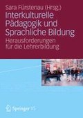 Interkulturelle Padagogik Und Sprachliche Bildung | Sara Furstenau |