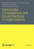 Democratic Competences and Social Practices in Organizations   auteur onbekend  