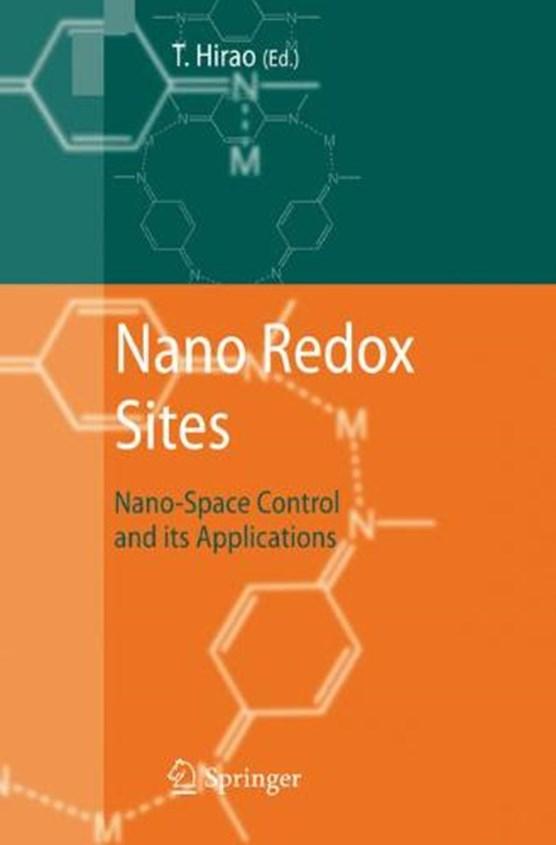 Redox Systems Under Nano-Space Control