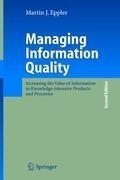 Managing Information Quality | Martin J. Eppler |