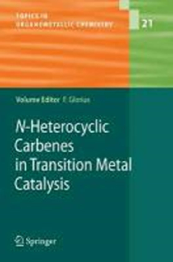 N-Heterocyclic Carbenes in Transition Metal Catalysis