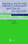 Managing the Change: Software Configuration and Change Management | auteur onbekend |