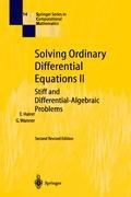 Solving Ordinary Differential Equations II | Ernst Hairer ; Gerhard Wanner |