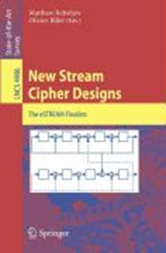 New Stream Cipher Designs