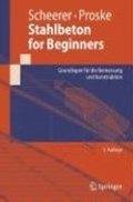 Stahlbeton for Beginners | Scheerer, Silke ; Proske, Ulrike |
