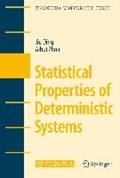 Statistical Properties of Deterministic Systems | Jiu Ding ; Aihui Zhou |