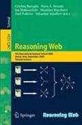 Reasoning Web   Cristina Baroglio ; Piero A. Bonatti ; Jan Maluszynski ; Massimo Marchiori  