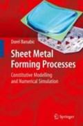 Sheet Metal Forming Processes   Dorel Banabic  