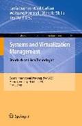 Systems and Virtualization Management | Latifa Boursas ; Mark Carlson ; Wolfgang Hommel ; Michelle Sibilla |