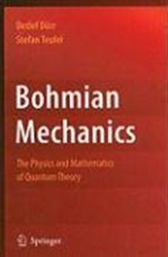 Bohmian Mechanics