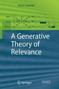 A Generative Theory of Relevance | Victor Lavrenko |