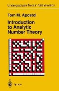 Introduction to Analytic Number Theory   Tom M. Apostol  