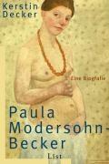 Paula Modersohn-Becker | Kerstin Decker |