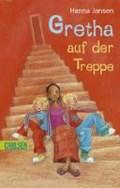 Gretha auf der Treppe | Hanna Jansen |