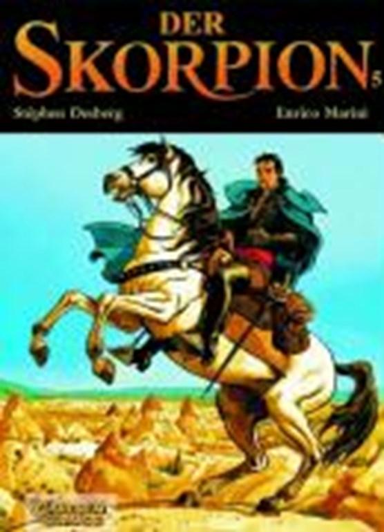 Der Skorpion 05: Das heilige Tal
