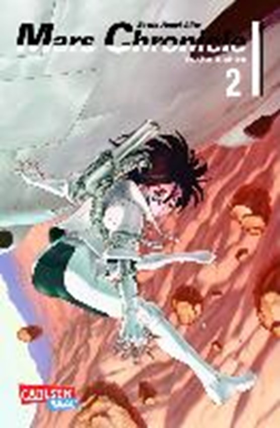 Battle Angel Alita - Mars Chronicle 2