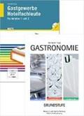 Paketangebot Gastronomie Grundstufe + Gastgewerbe Hotelfachleute | Herrmann, F. Jürgen ; Becker-Querner, Andra ; Friebel, Ingrid ; Weigelt, Jana |