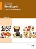 Arbeitsheft mit eingetragenen Lösungen Konditorei | Loderbauer, Josef ; Schöffmann, Tanja |