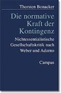 Bonacker, T: Kontingenz | Thorsten Bonacker |
