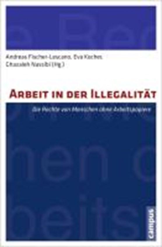 Arbeit in der Illegalität