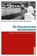 De-Stalinization reconsidered   Bohn, Thomas M. ; Einax, Rayk ; Abeßer, Michel  
