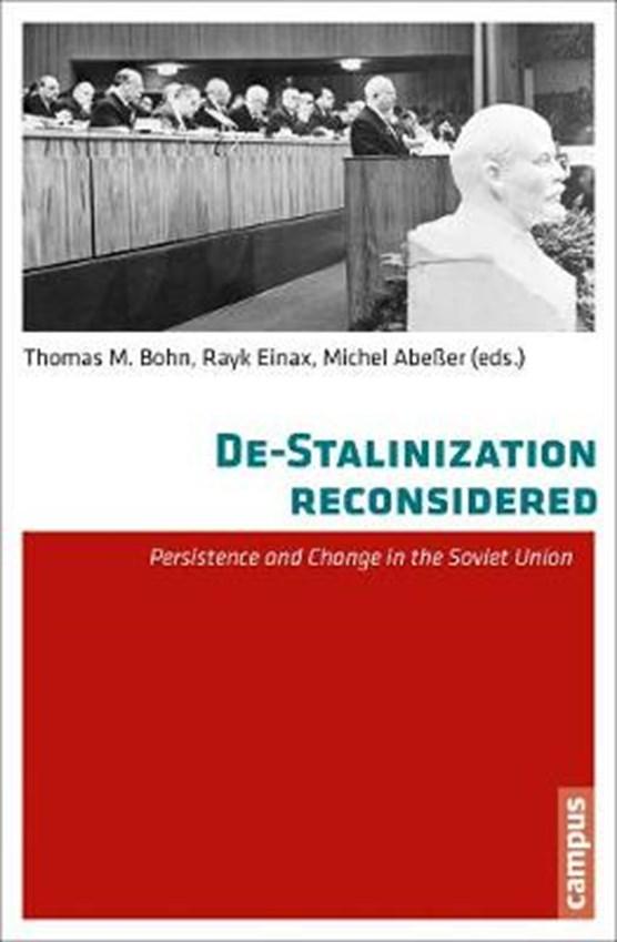 De-Stalinization reconsidered