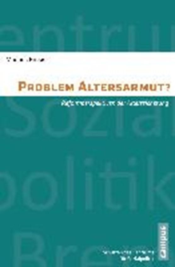 Brosig, M: Problem Altersarmut?