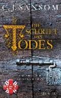 Sansom, C: Schrift des Todes   Sansom, C. J. ; Gabler, Irmengard  