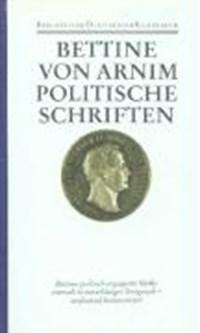 Werke und Briefe in vier Bänden | Bettine von Arnim |
