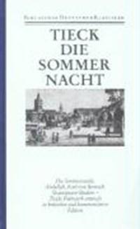 Tieck, L: Schriften 1 | auteur onbekend |