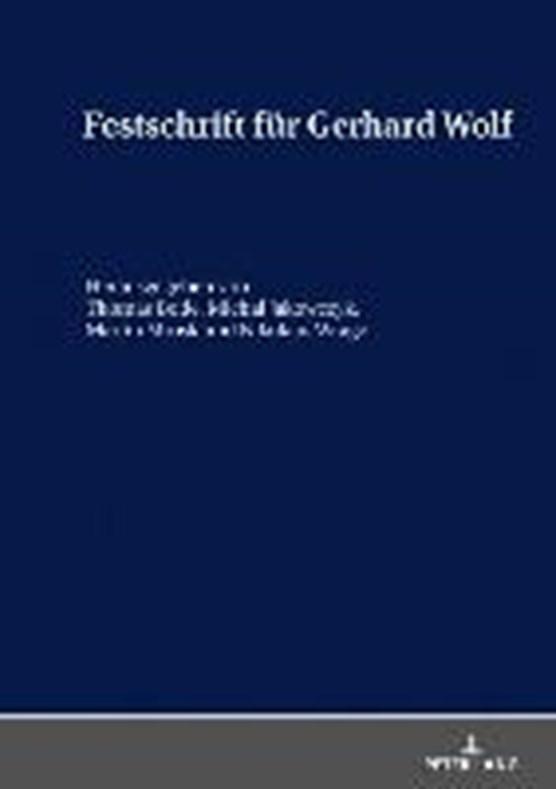 Festschrift Fuer Gerhard Wolf