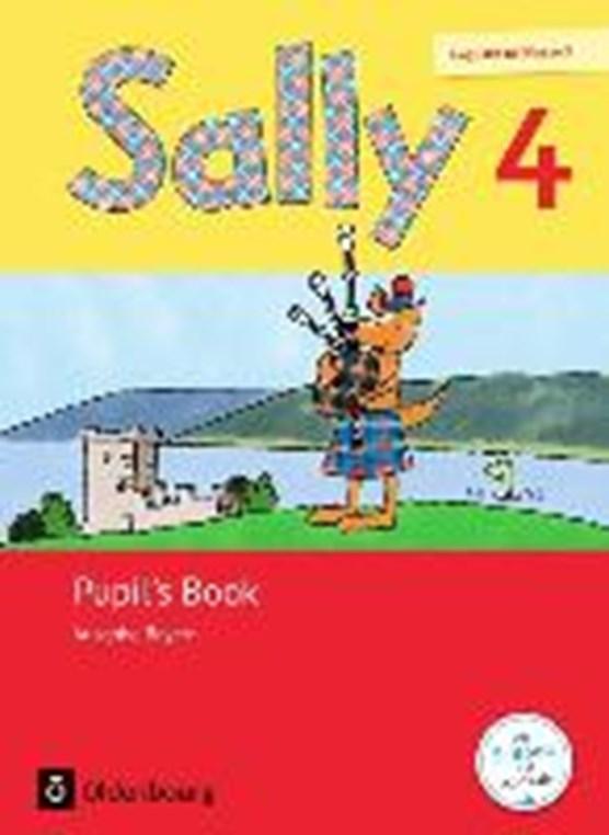 Sally 4. Schuljahr. Pupil's Book. Ausgabe Bayern (Neubearbeitung) - Englisch ab Klasse 3
