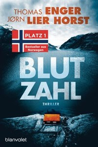 Blutzahl | Thomas Enger ; Jørn Lier Horst |