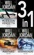 Ryan Drake Band 1-3: Mission: Vendetta / Der Absturz / Gegenschlag   Will Jordan  