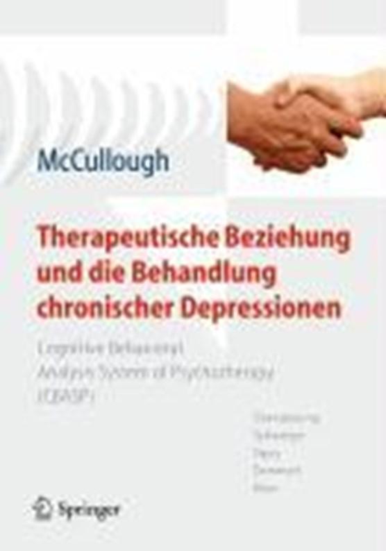 Therapeutische Beziehung und die Behandlung chronischer Depressionen