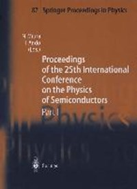 Proceedings of the 25th International Conference on the Physics of Semiconductors Part I | N. Miura ; T. Ando |