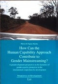 DeEguia Huerta, M: How Can the Human Capability Approach | Maria Deeguia Huerta |