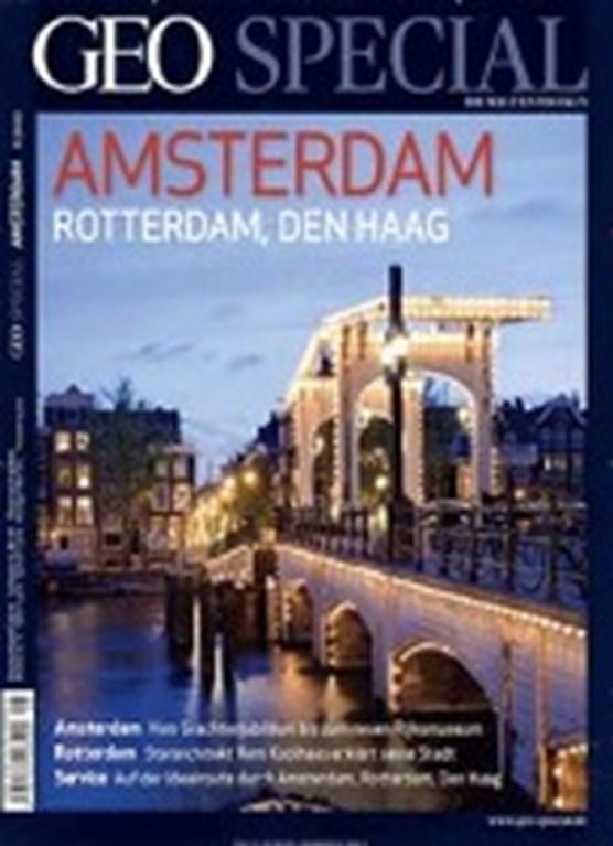 GEO Special / 05/2013 - Amsterdam, Rotterdam, Den Haag